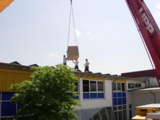 Höhenrainer-Delikatessen-Firma-Solarenergie-Installation