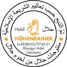 Höhenrainer-Putenwurst-Geschichte-Halal