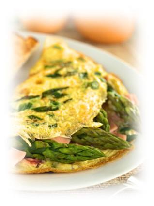 Höhenrainer-Putenwurst-Rezept-Omelett-Puten-Brustschinken