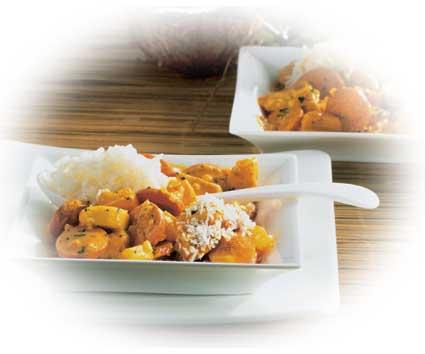 Höhenrainer-Delikatessen-Putenwurst-Rezept-Pfanne-Bombay-Puten-Fleischwurst