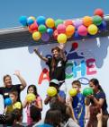 Das Sommerfest der Arche in München, Juni 2014