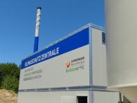 Höhenrainer-Putenwurst-Geschichte-Holzpellet-Dampfanlage