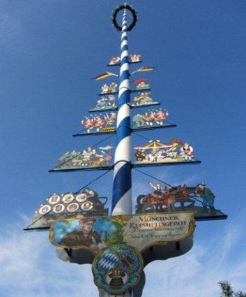 Höhenrainer-Delikatessen-Maibaum