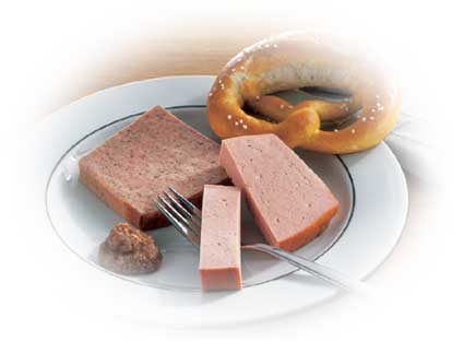 Hoehenrainer-Putenwurst-Puten-Bruehwurst-Leberkas