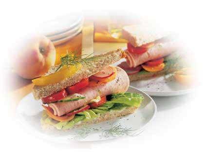 Höhenrainer-Puten-Bruehwurst-Sandwich