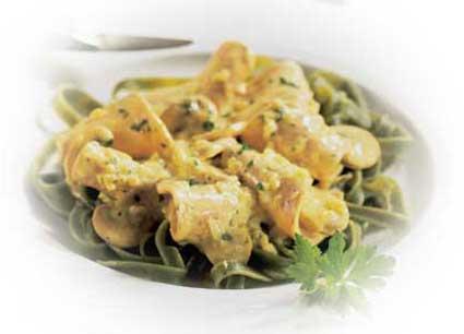 Höhenrainer-Putenwurst-Rezept-Puten-Gelbwurst-Curry